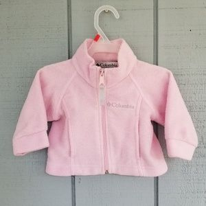 Columbia Girls 6M Pink Coat Jacket
